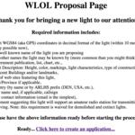 WLOL Proposal Webpage
