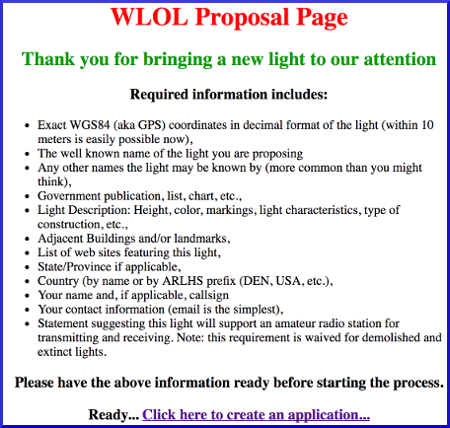 WLOL submission enters the 21st century